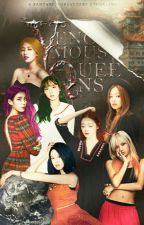 Venomous Queens (#Wattys2017) by Fantasy_Forfattare