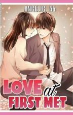 Love at First Met  (One shot) by Angelic_45