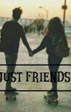 Just friends [Mark Tuan - Got7] by LelaDonovan