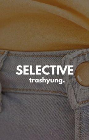 selective ✎ myg & pjm. by trashyung