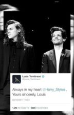 Maybe we're in love - Larry Stylinson  by Thisisus77