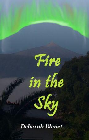 Fire in the Sky by DeborahBlouet