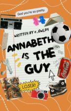 Annabeth Is The Guy by lady-elena