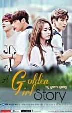 A Golden Girl Story by yochi-yang