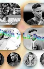 La Bella Y La Bestia - Neymar Jr. by mircsuu
