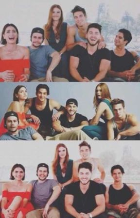 Teen Wolf Fanfic  by XyoutubequeenX