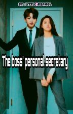 The Boss' Personal Secretary [Jungkook X Seolhyun] by LittleMissMel