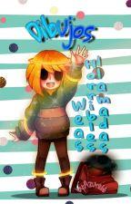 Weas horribles llamadas Dibujos by Azure66