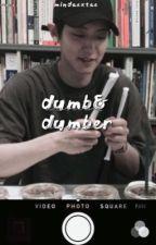dumb & dumber   chanbaek texting by mindaextae