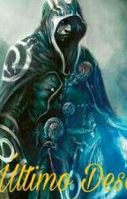 Contos do Mago azul: O Último desejo by Reboucaas