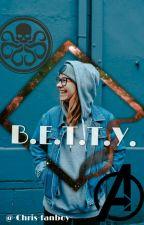 B.E.T.T.Y [Avengers] ✔ by Betty-Barnes