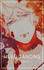 Headcanons | Shu Sakamaki by swingndjazz