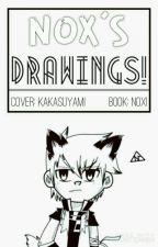 Oc's and Drawings Sketchbook || Kuro Okami by Wolf_Nox