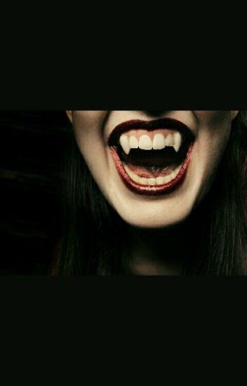 sharp teeth. the girl with sharp teeth