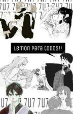 Lemon para todos \:v/  by Verica0803