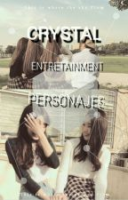 CE :Personajes by CrystalEntretainment