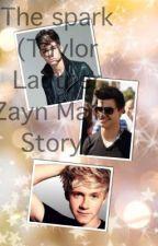 The spark (Taylor Lautner and Zayn Malik story) by Superman1416