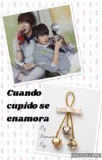 Cuando Cupido se enamora (MyungYeol) by VickyNohhemyy