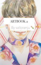   Art book 2   by sailoranju