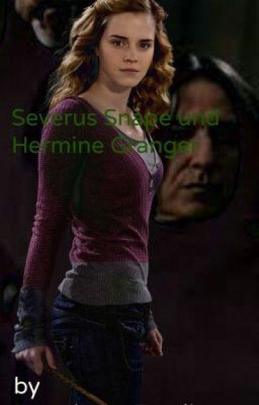 Severus Snape und Hermine Granger *pausiert*