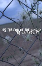 ITS THE END OF THE WORLD AS WE KNOW IT ⇝ HEMMINGS by asdflkjhg5sos