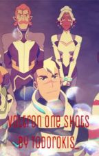 Voltron One Shots!! by todorokis_