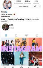 Instagram  3 Temporada De Instagram Jos Canela♥ by Unicornio099