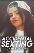 ←Accidental Sexting→ Camren by cameelatopss