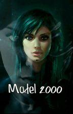 Model 2000  by AlenahDeCamp