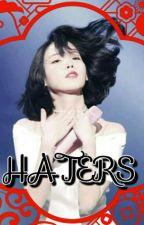 HATERS by DedekHimeka