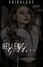 Hellenic Goddess ▹ E. Mikaelson  by -voidKlaus_