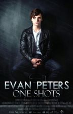 One Shots - Evan Peters by SukiKurosaki