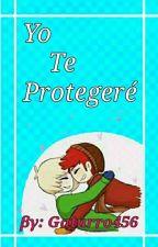 Foxy x Golden Yo te protegeré //fanfhs// by -ItsMeEllGould-