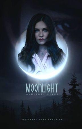 Moonlight ━ stiles Stilinski  by holystark