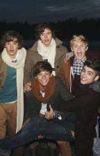 One Direction Lyrics  by IsaStylinson18