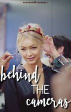 behind the cameras  by ninahunt