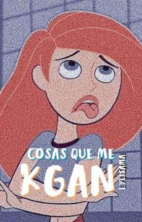 COSAS QUE ME CAGAN  by Lyli_Sama