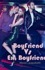 Boyfriend VS Ex Boyfriend by puput_gg
