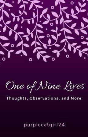 One of Nine Lives by purplecatgirl24