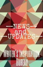 NEWS and UPDATES by WritersInspiration8