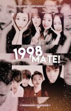 1998 MATE! [HIATUS] by kinosiast