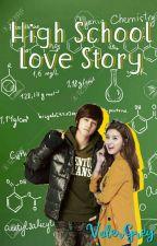 High School love story by VolerGrey