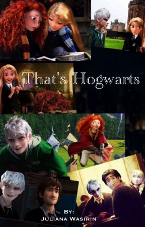 That's Hogwarts by Sunshine_at_July