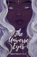 The Universe In Her Eyes by bevintage