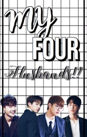 MY FOUR HUSBANDS?! (Jeon jungkook-Lee jongsuk-Nam joo-hyuk-Shin won ho) by Taehyungs_bitch