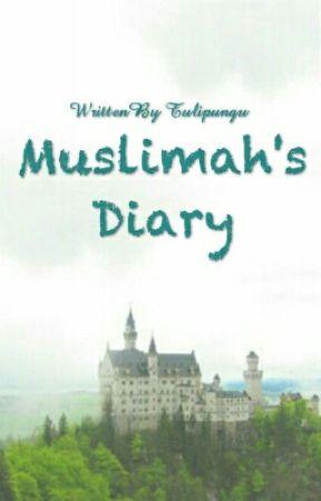 Muslimah's Diary by keielemen
