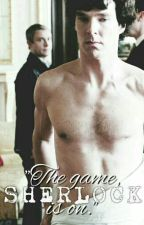 The game, Sherlock, is on. [Johnlock Smut] by smollpengwing