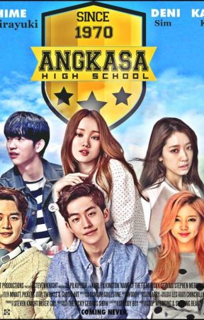 Angkasa High School by CrazyGenerations