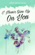 I Never Give Up On You  by alfandromeda
