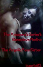 The Amazona's Series1:Genevive Medina by pria02